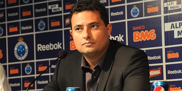Alexandre Mattos não fez nenhum gol, mas teve papel primordial no título. FOTO: Cruzeiro.