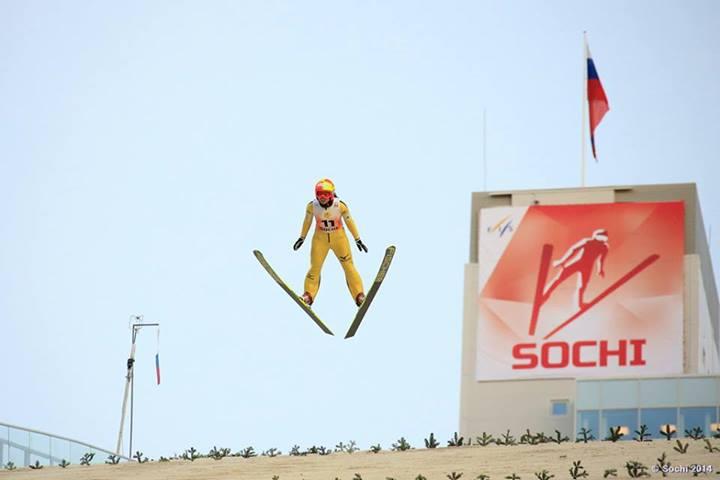 Sochi promete competições acirradas no esqui. FOTO: COI