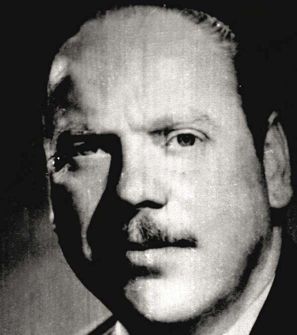 Nascido no Rio e de cidadania chilena, o dirigente Carlos Dittborn foi o grande responsável pelo Mundial de 62. FOTO: AP
