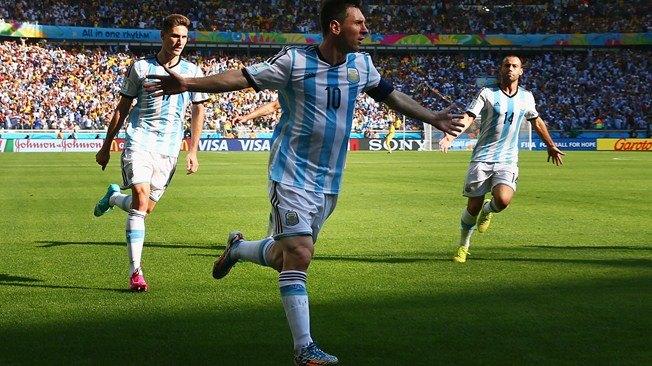 O salvador argentino. FOTO: FIFA