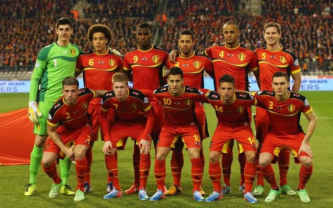 A Bélgica inspira grande expectativa com um dos melhores elencos. FOTO: FIFA