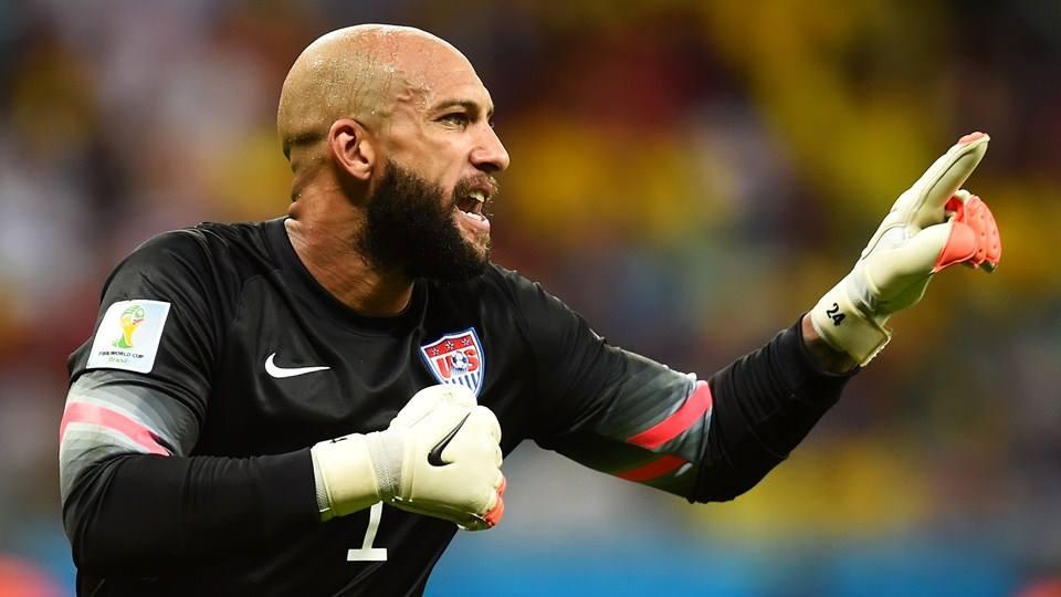 Atuação histórica do grande goleiro americano não impede eliminação. FOTO: FIFA