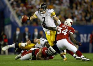 Big Ben liderou o ataque dos Steelers