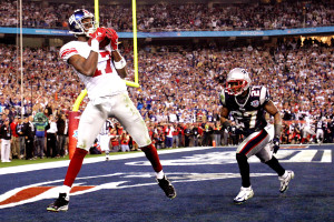 Burress anota o TD da vitória dos Giants