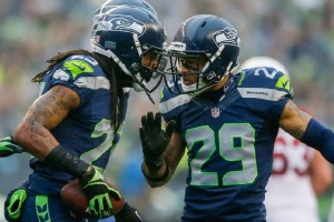 Sherman e Thomas (#29) integram a Legion of Boom