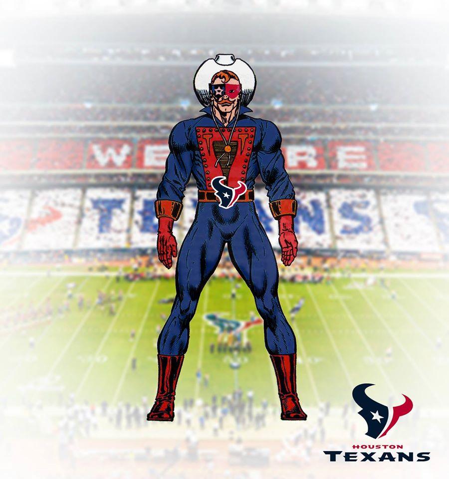 HOUSTON TEXANS - Texas Twister (Marvel)