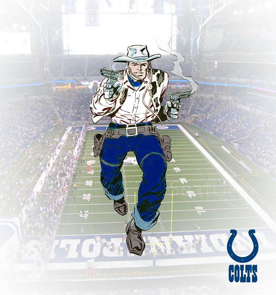INDIANAPOLIS COLTS - Kid Colt (Marvel)