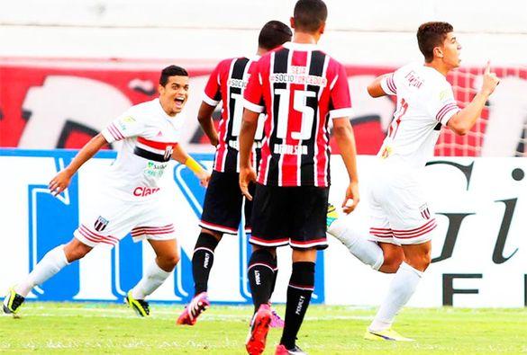 Apático, São Paulo leva olé do Botafogo-SP e de quebra perde Muricy. FOTO: Céli Messias