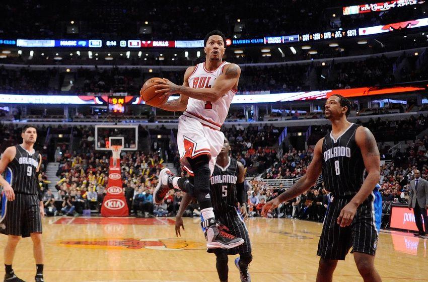 A volta de Derrick Rose deu novo fôlego ao Chicago Bulls. FOTO: NBA