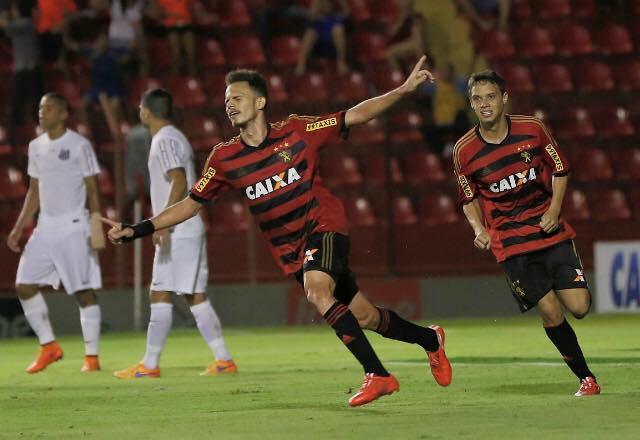 Leão tem seu melhor começo de Brasileirão na era de pontos corridos. FOTO: Sport