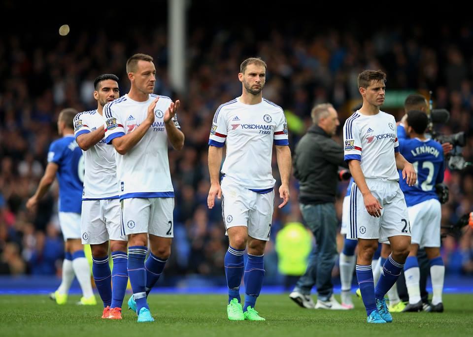 Grupo fácil para os Blues na primeira fase. FOTO: UEFA