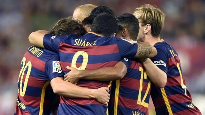 O atual campeão Barcelona não deve ter muitos problemas na primeira fase. FOTO: UEFA