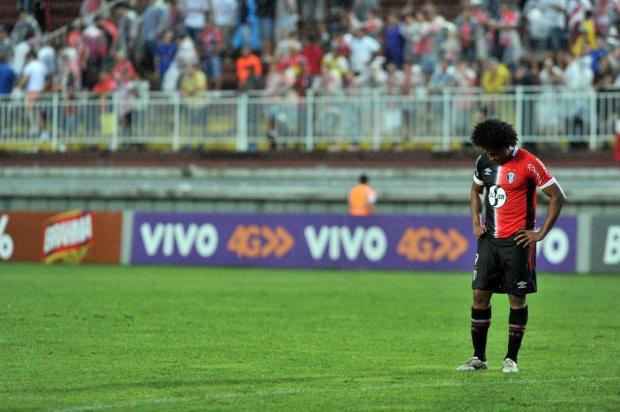 Depois de uma temporada na elite, Joinville volta à Série B. FOTO: Rodrigo Philipps / Agência RBS