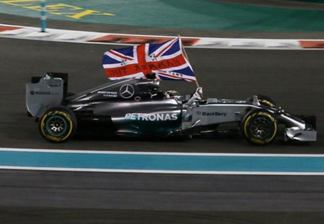 Qualquer semelhança com um ex-piloto brasileiro não é mera coincidência. Foto: formula1.com