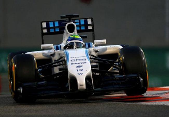 Felipe Massa bem que tentou, mas continua sem vencer na Fórmula 1 desde o GP do Brasil de 2008. Foto: formula1.com.