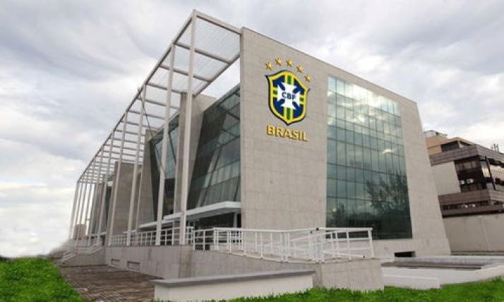 Sede da CBF que é alvo de investigação da CPI do Futebol por superfaturamento em obra. FOTO: Divulgação