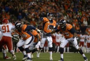 Peyton Manning e o seu estilo clássico que o elevou ao patamar de mito.