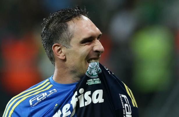 Prass é um dos pilares do Palmeiras, que tenta se encontrar. FOTO: SporTV