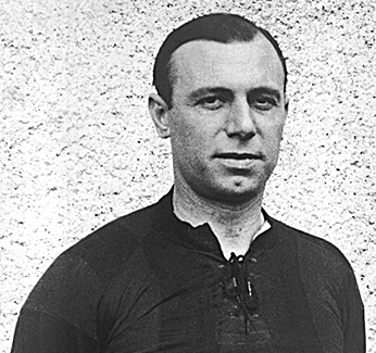 Piendibene, o autor do primeiro gol da Copa América. FOTO: Wikipédia Commons