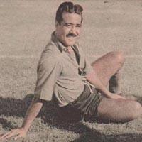 Norberto Mendez é o maior goleador da história da Copa América. FOTO: Wikipedia Commons