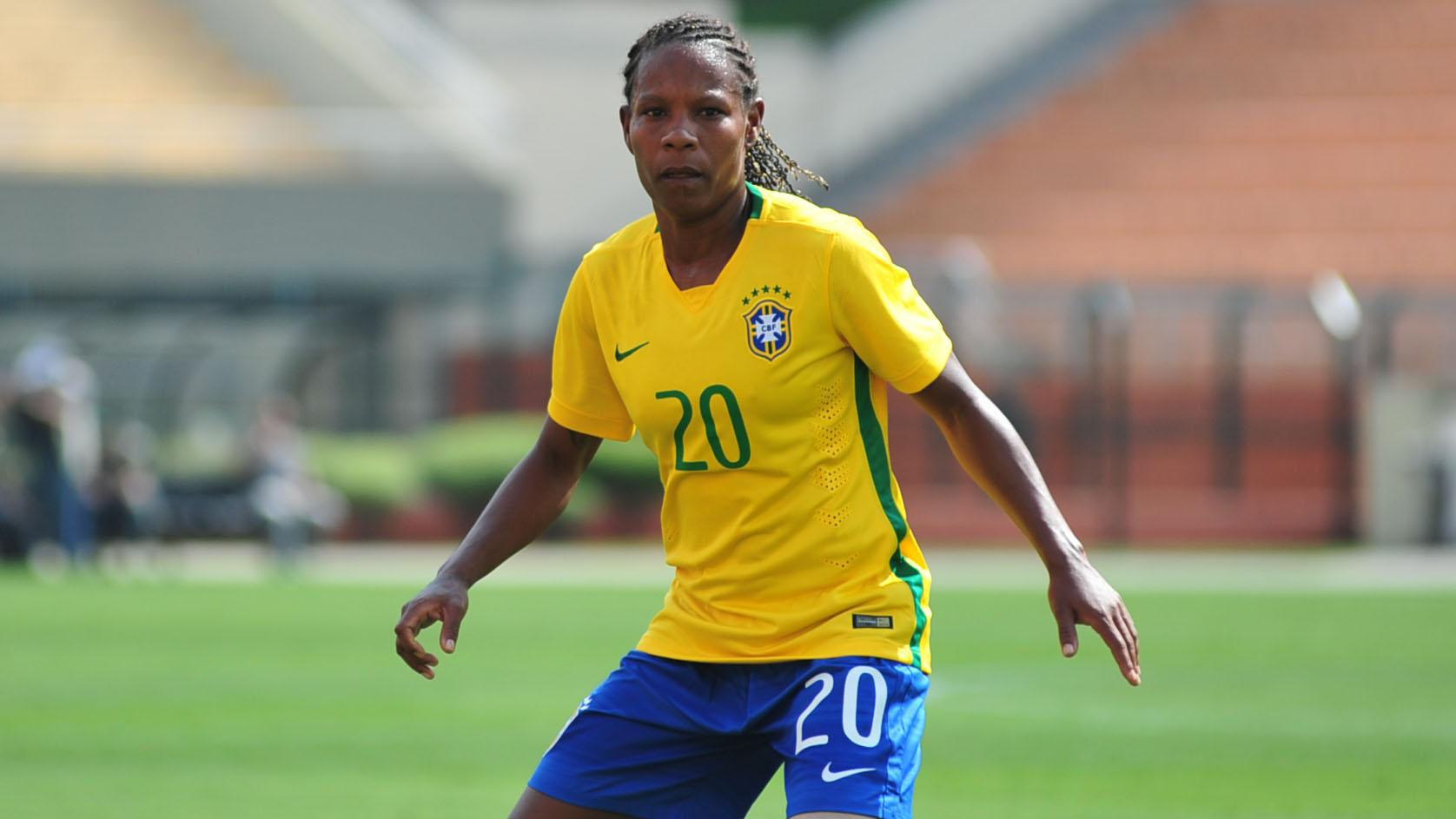 Formiga se tornou a primeira mulher a disputar seis Olimpíadas pelo Brasil. FOTO: Gazeta