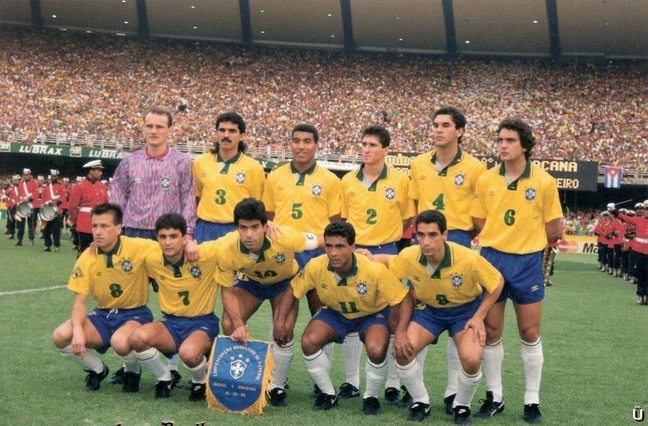 O time que levou o Brasil para a Copa. FOTO: Divulgação