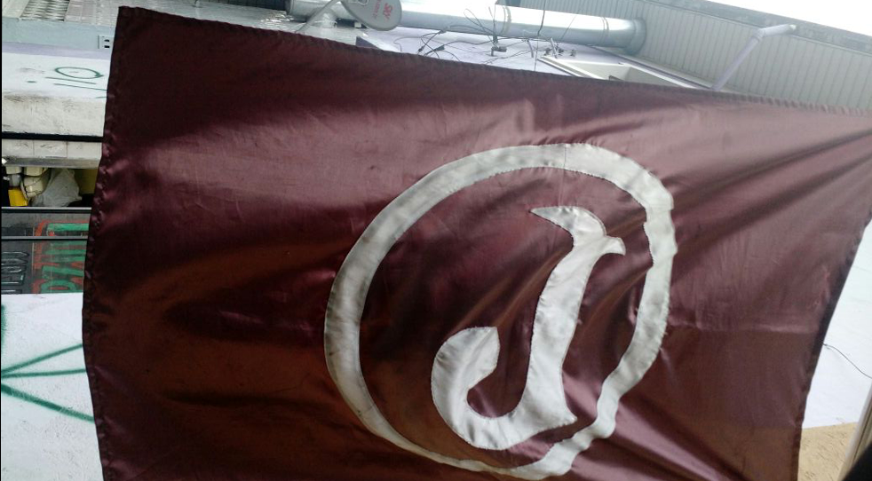 bandeira juventus