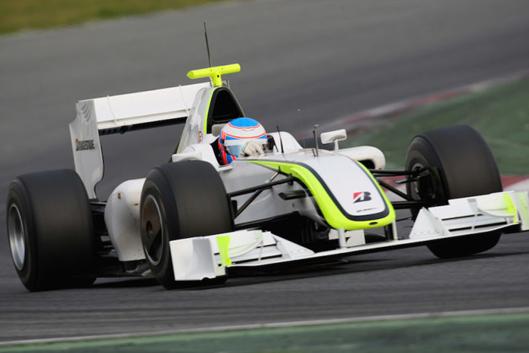 Brawn GP: de resto da Honda a equipe de ponta em poucos meses.