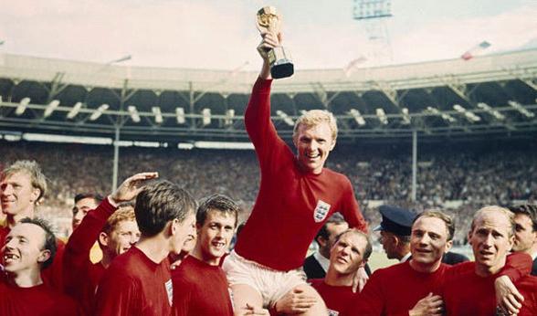 Inglaterra campeã. FOTO: