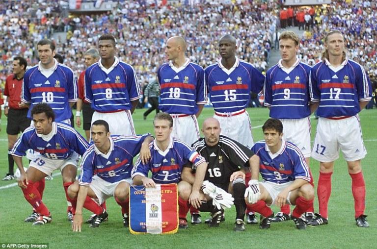 França campeã 98