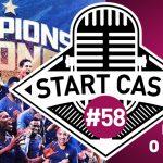 STARTCAST #58 | FESTA FRANCESA E O PÓS-COPA